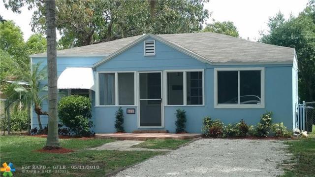 300 SW 11th St, Fort Lauderdale, FL 33315 (MLS #F10122641) :: Green Realty Properties