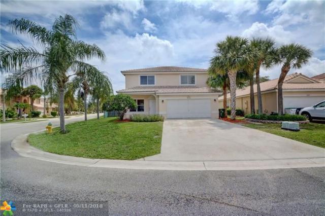 6270 NW 41st Way, Coconut Creek, FL 33073 (MLS #F10122652) :: Green Realty Properties