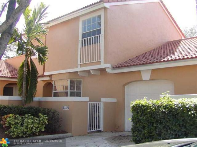11321 Lakeview Dr 2N, Coral Springs, FL 33071 (MLS #F10122660) :: Green Realty Properties