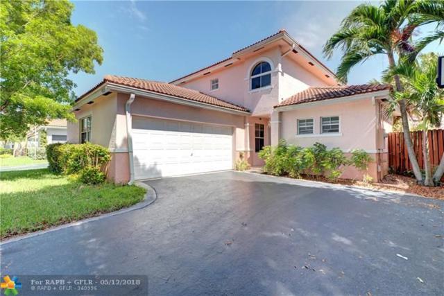 4769 NW 5TH PL, Coconut Creek, FL 33063 (MLS #F10122665) :: Green Realty Properties