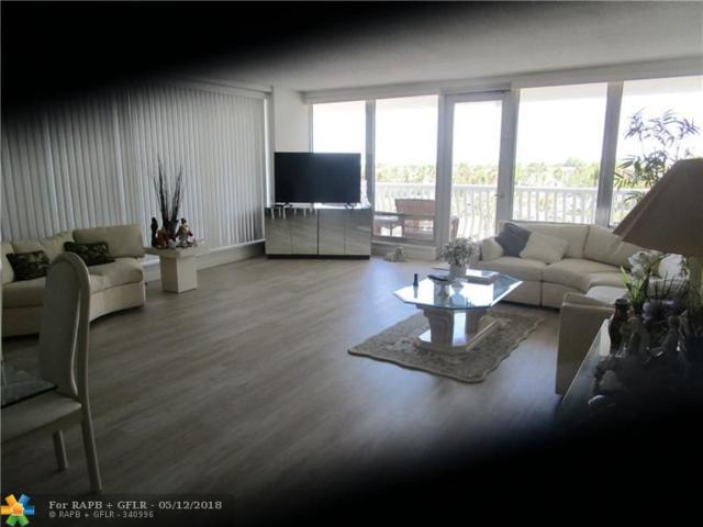 4020 Galt Ocean Dr #301, Fort Lauderdale, FL 33308 (MLS #F10122708) :: Green Realty Properties