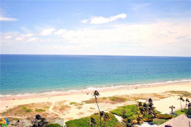 2000 S Ocean Blvd 14K, Lauderdale By The Sea, FL 33062 (MLS #F10122732) :: Green Realty Properties