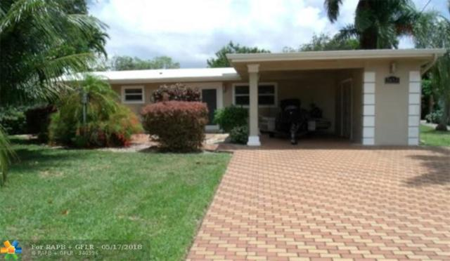 2654 Nassau Ln, Fort Lauderdale, FL 33312 (MLS #F10122879) :: Green Realty Properties