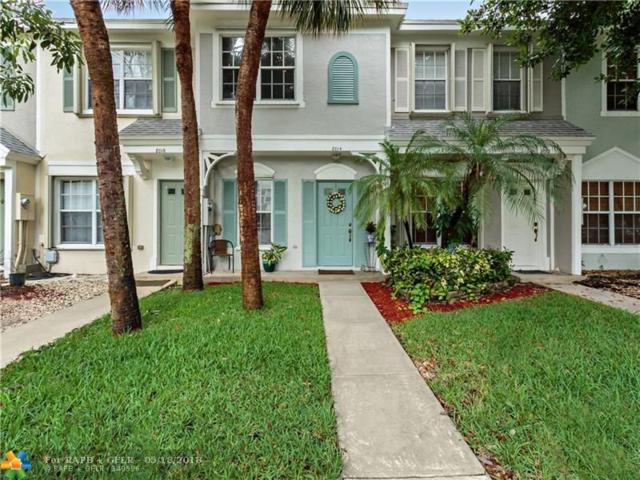 8014 Sanibel Dr #8014, Tamarac, FL 33321 (MLS #F10122910) :: Green Realty Properties