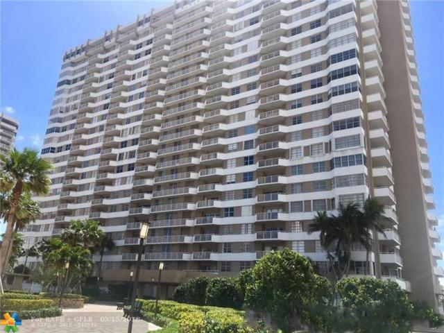 1985 S Ocean Dr Mf, Hallandale, FL 33009 (MLS #F10122993) :: Green Realty Properties