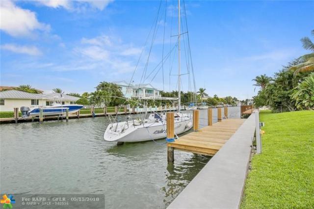 2349 NE 24th St, Lighthouse Point, FL 33064 (MLS #F10123067) :: Castelli Real Estate Services