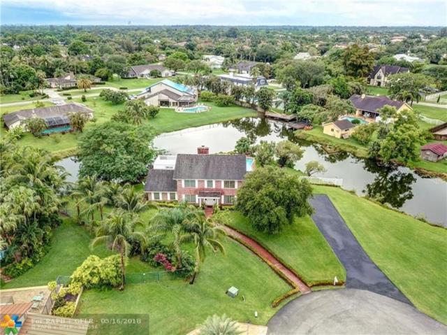 11651 SW 21st Pl, Davie, FL 33325 (MLS #F10123098) :: Green Realty Properties