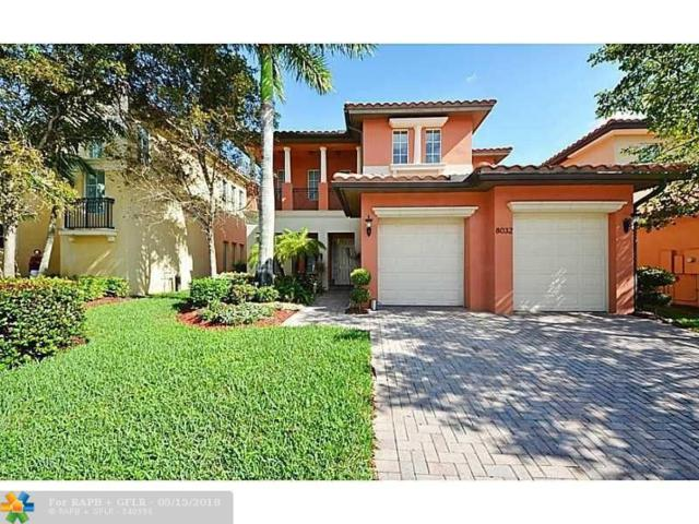 8032 NW 125th Ter, Parkland, FL 33076 (MLS #F10123099) :: Green Realty Properties