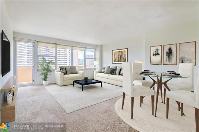 3333 NE 34th St #806, Fort Lauderdale, FL 33308 (MLS #F10123100) :: Castelli Real Estate Services