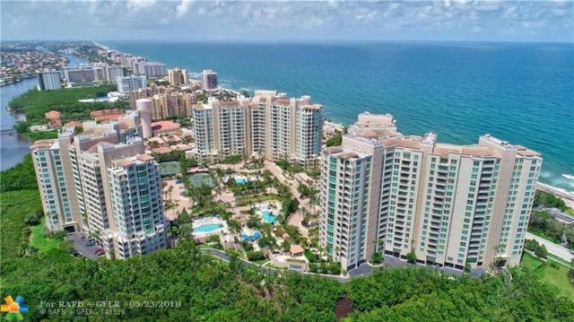 3700 S Ocean Blvd #1010, Highland Beach, FL 33487 (#F10123120) :: The Carl Rizzuto Sales Team