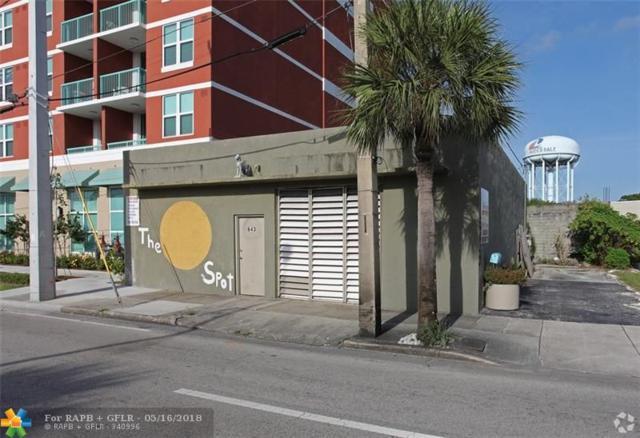643 N Andrews Ave, Fort Lauderdale, FL 33311 (MLS #F10123234) :: Green Realty Properties