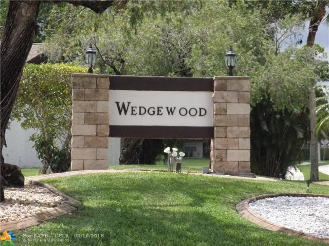 9348 Wedgewood Ln #9348, Tamarac, FL 33321 (MLS #F10123329) :: Green Realty Properties