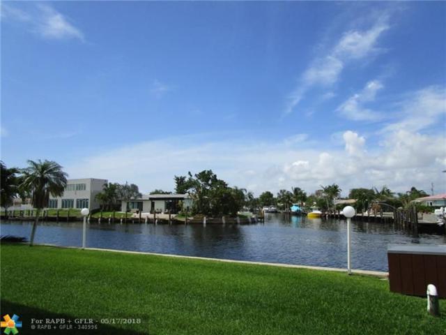 1100 Pine Dr #105, Pompano Beach, FL 33060 (MLS #F10123336) :: Green Realty Properties