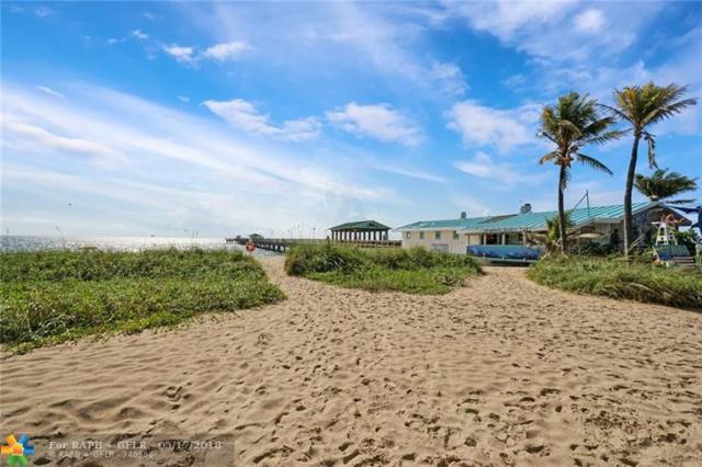 4140 N Ocean Dr 102E, Lauderdale By The Sea, FL 33308 (MLS #F10123398) :: Green Realty Properties