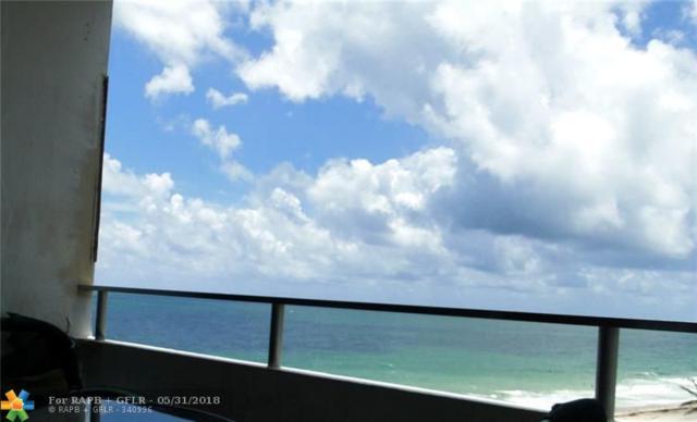 4040 Galt Ocean Dr #616, Fort Lauderdale, FL 33308 (MLS #F10123417) :: Green Realty Properties