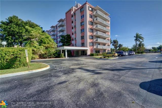 1831 NE 38th St #605, Oakland Park, FL 33308 (MLS #F10123450) :: Castelli Real Estate Services