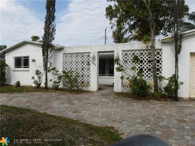 700 SW 70th Ave, Pembroke Pines, FL 33023 (MLS #F10123465) :: The Dixon Group