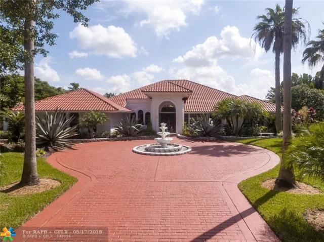 7020 W Cypresshead Dr, Parkland, FL 33067 (MLS #F10123503) :: Green Realty Properties
