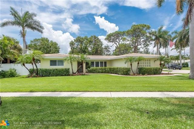 1420 NE 60th St, Fort Lauderdale, FL 33334 (MLS #F10123507) :: The Dixon Group