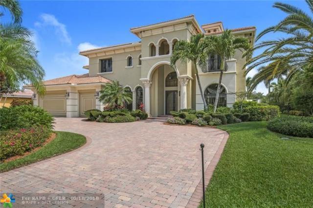 2421 NE 31st Ct, Lighthouse Point, FL 33064 (MLS #F10123508) :: Castelli Real Estate Services