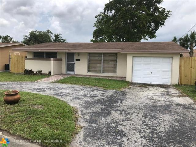 2415 NW 73rd Ave, Sunrise, FL 33313 (MLS #F10123517) :: Green Realty Properties