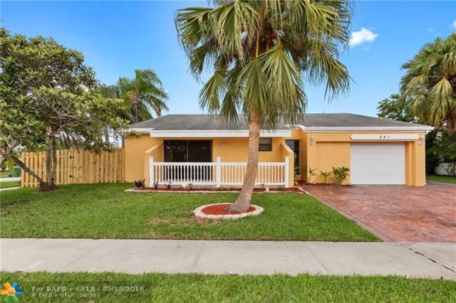 541 SW 168th Ave, Weston, FL 33326 (MLS #F10123557) :: Green Realty Properties