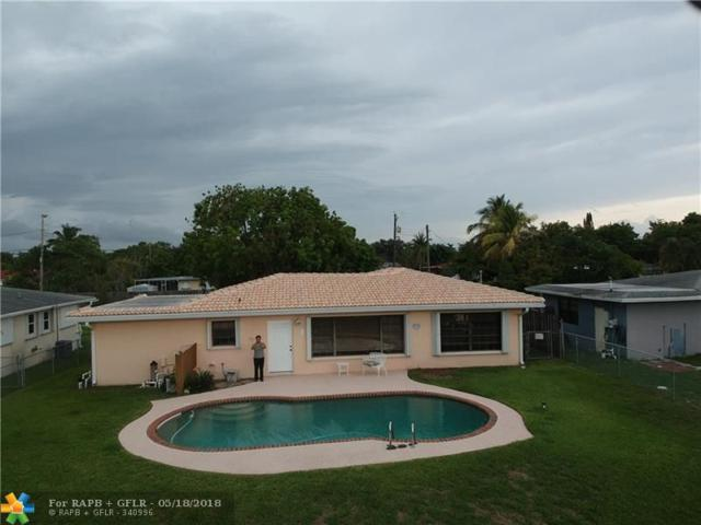 4408 NW 2nd St, Plantation, FL 33317 (MLS #F10123564) :: Green Realty Properties