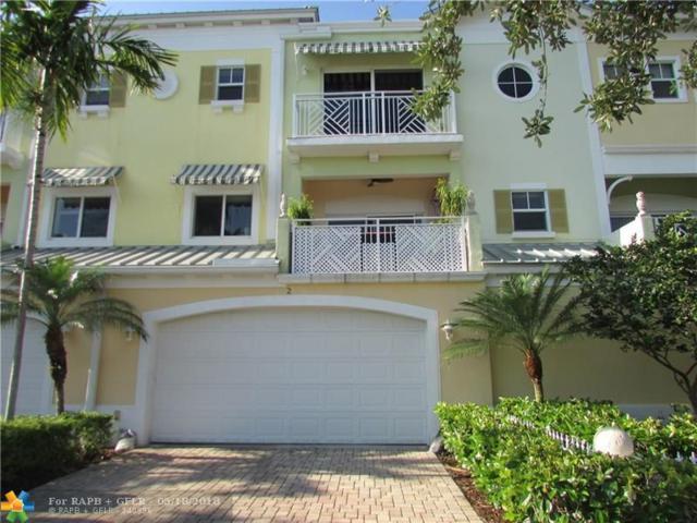 708 SE 15th St, Fort Lauderdale, FL 33316 (MLS #F10123576) :: Green Realty Properties