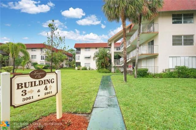 3061 NW 47th Ter 328B, Lauderdale Lakes, FL 33313 (MLS #F10123581) :: Green Realty Properties