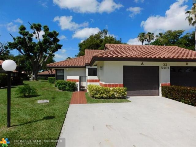 5494 Palm Springs Ln A, Boynton Beach, FL 33437 (MLS #F10123590) :: The Dixon Group