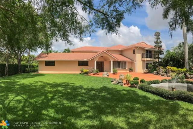 7011 Holatee Trl, Southwest Ranches, FL 33330 (MLS #F10123674) :: United Realty Group