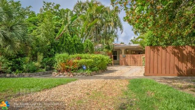 2310 NE 53rd St, Fort Lauderdale, FL 33308 (MLS #F10123676) :: Green Realty Properties