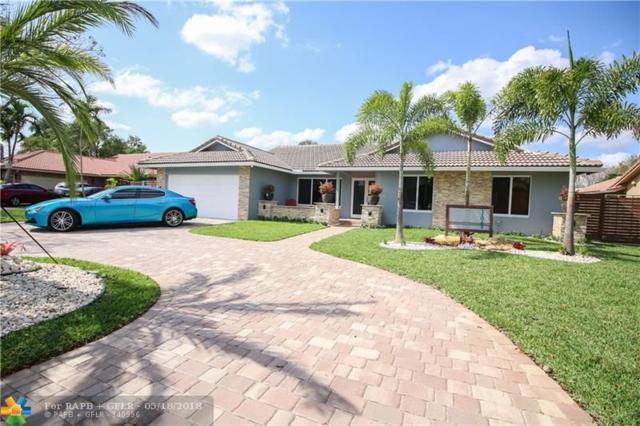 11043 NW 3rd St, Coral Springs, FL 33071 (MLS #F10123680) :: The Dixon Group