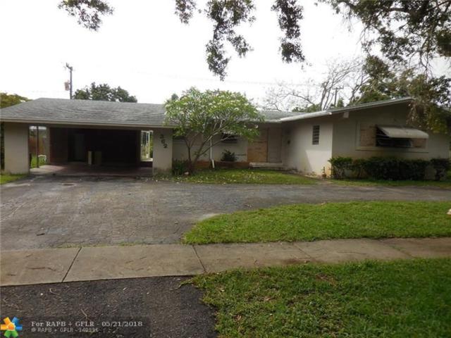 362 S Fig Tree Lane, Plantation, FL 33317 (MLS #F10123699) :: Green Realty Properties