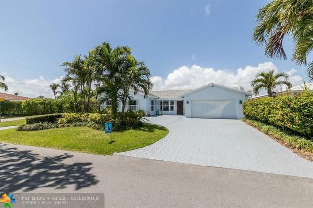 4101 NE 34th Ave, Fort Lauderdale, FL 33308 (MLS #F10123700) :: Green Realty Properties