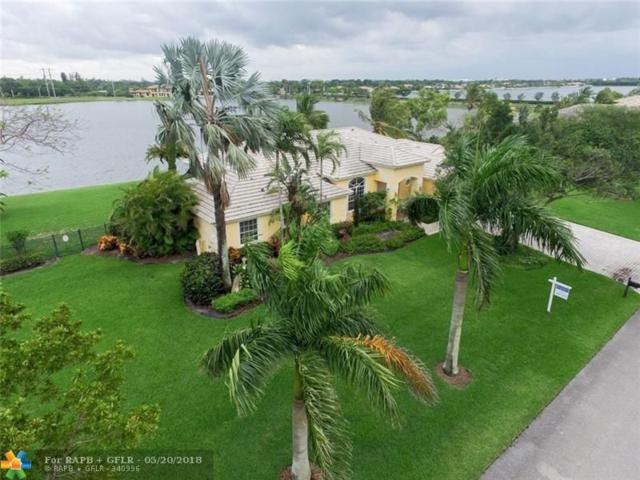 15242 SW 17th St, Davie, FL 33326 (MLS #F10123701) :: Green Realty Properties
