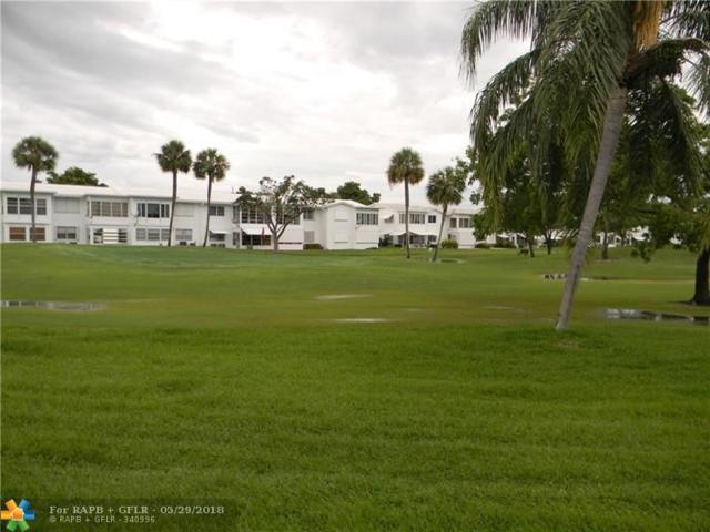 301 S Golf Blvd #178, Pompano Beach, FL 33064 (MLS #F10123743) :: Green Realty Properties