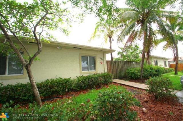 305 SW 16th St, Fort Lauderdale, FL 33315 (MLS #F10123750) :: Green Realty Properties