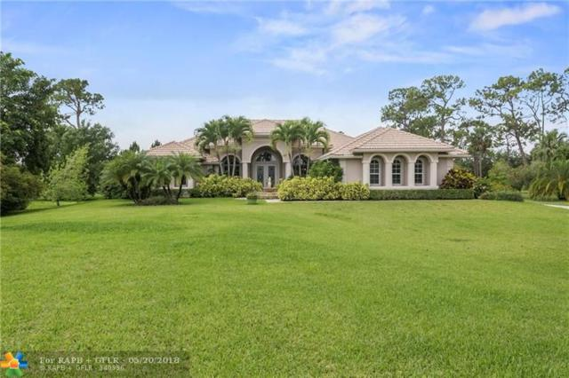9375 Dundee Dr, Lake Worth, FL 33467 (MLS #F10123758) :: Green Realty Properties