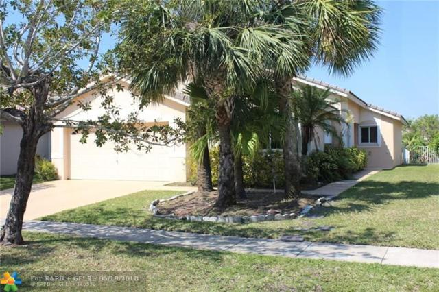 204 SW 180th Ave, Pembroke Pines, FL 33029 (MLS #F10123762) :: Green Realty Properties
