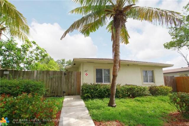301 SW 16 St, Fort Lauderdale, FL 33315 (MLS #F10123763) :: Green Realty Properties