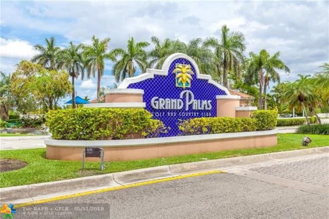 15811 SW 10th St #15811, Pembroke Pines, FL 33027 (MLS #F10123769) :: Green Realty Properties