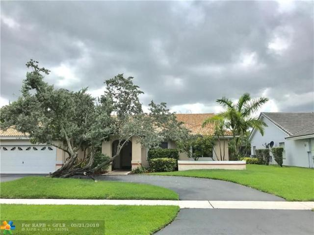 1181 NW 101st Ave, Plantation, FL 33322 (MLS #F10123775) :: The Dixon Group