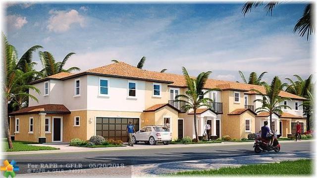 6921 Pine Circle #10, Coconut Creek, FL 33073 (MLS #F10123800) :: The Dixon Group