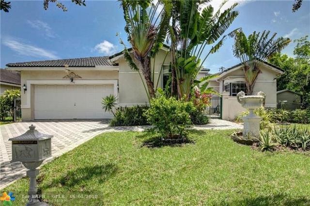 1340 Funston St, Hollywood, FL 33019 (MLS #F10123801) :: Green Realty Properties