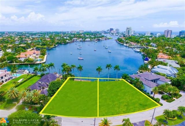 1627 E Lake Dr, Fort Lauderdale, FL 33316 (MLS #F10123832) :: The Dixon Group