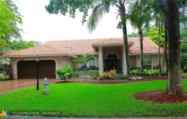 4837 Chardonnay Dr, Coral Springs, FL 33067 (MLS #F10123833) :: The Dixon Group