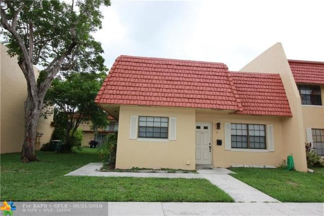 13 Canterbury Ln ., Tamarac, FL 33319 (MLS #F10123835) :: Green Realty Properties