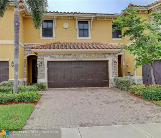 9615 Watercrest Isle #9615, Parkland, FL 33076 (MLS #F10123841) :: The Dixon Group