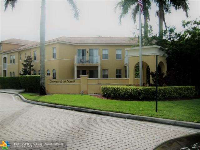 4301 SW 160th Ave #108, Miramar, FL 33027 (MLS #F10123847) :: Green Realty Properties